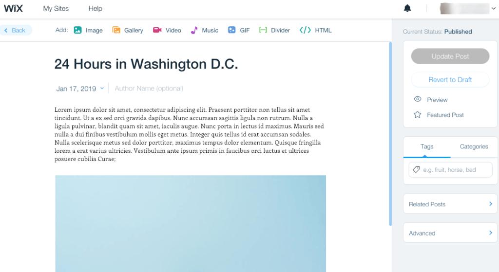 ¿Crear tu Sitio Web con Wix o WordPress? (Pro y Contras) 4