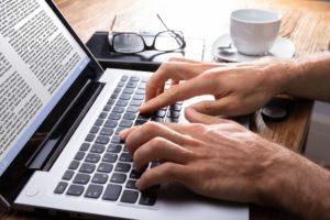 escribir artículos de blog